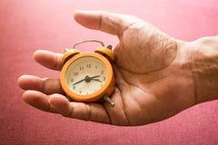 Relógio da vida imagens de stock royalty free