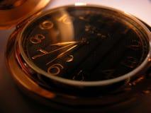 Relógio de bolso Foto de Stock Royalty Free