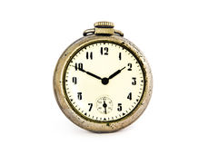 Relógio de bolso antigo Foto de Stock