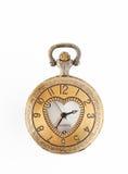 Relógio de bolso do vintage Imagem de Stock