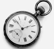 Relógio de bolso velho Imagens de Stock