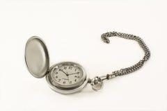 Relógio de bolso velho Imagem de Stock Royalty Free