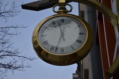 Relógio de Bucherer!! Fotografia de Stock Royalty Free