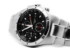 Relógio de Mens imagens de stock royalty free