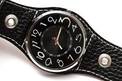 Relógio de pulso da forma imagens de stock