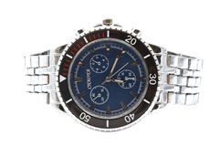 Relógio de pulso da forma foto de stock royalty free