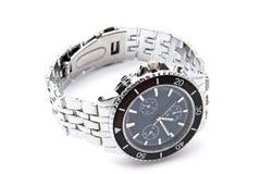 Relógio de pulso da forma fotografia de stock royalty free