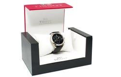 Relógio de pulso de Tissot imagem de stock