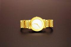 Relógio de pulso dos Gents Foto de Stock Royalty Free