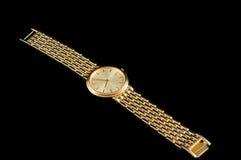 Relógio de pulso luxuoso Imagens de Stock