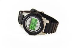 Relógio de pulso para o esporte Imagem de Stock Royalty Free