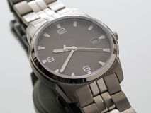 Relógio de pulso Vista superior Fotos de Stock