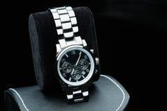 Relógio de senhoras na caixa Foto de Stock Royalty Free
