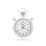 Relógio de Stap Imagens de Stock