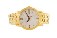 Relógio do homem Imagem de Stock