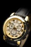 Relógio do suíço Fotografia de Stock