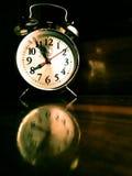 Relógio do vintage Imagens de Stock Royalty Free