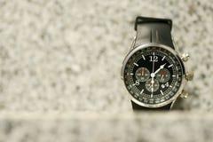 Relógio dos homens Fotos de Stock
