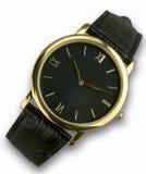 Relógio dos homens Imagem de Stock Royalty Free