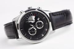 Relógio dos homens isolado Imagem de Stock Royalty Free
