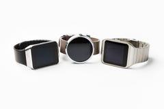 Relógio esperto Fotografia de Stock