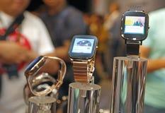 Relógio esperto Imagens de Stock