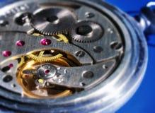 Relógio interno do mecânico Foto de Stock