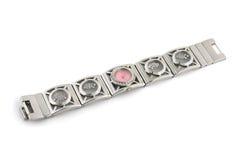 Relógio luxuoso da mulher Fotos de Stock