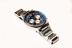 Relógio luxuoso moderno Imagem de Stock Royalty Free