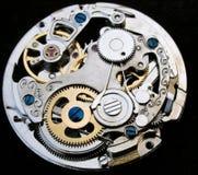 Relógio mecânico Foto de Stock