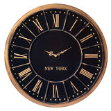 Relógio mecânico antigo Imagem de Stock Royalty Free