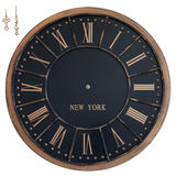 Relógio mecânico antigo Imagens de Stock Royalty Free