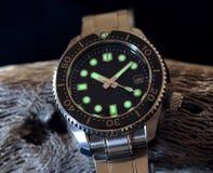 Relógio moderno Imagens de Stock