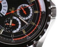 Relógio no close-up imagem de stock royalty free