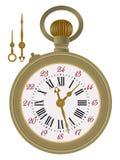 Relógio velho Imagens de Stock