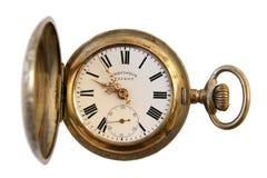 Relógio velho Foto de Stock