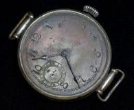 Relógio velho Foto de Stock Royalty Free