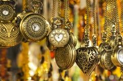 relógios Fotografia de Stock