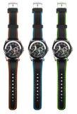 Relógios coloridos Foto de Stock