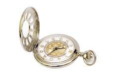 Relógios de bolso retros Imagens de Stock