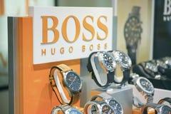 Relógios de Hugo Boss foto de stock