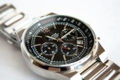 Relógios de pulso de Men´s Fotos de Stock Royalty Free
