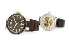 Relógios de pulso de Twain Foto de Stock