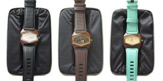 Relógios do luxo Fotografia de Stock