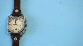Relógios do vintage vídeos de arquivo