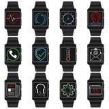 Relógios espertos Imagens de Stock