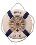 relógios lifebuoy Imagem de Stock Royalty Free