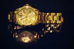 Relógios retros Imagem de Stock