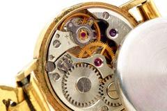 Relógios velhos. Imagens de Stock Royalty Free