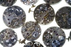 Relógios velhos Foto de Stock